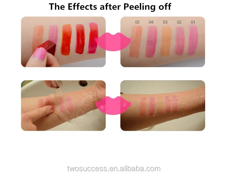 New product Wow Romantic Lip Tattoo Peel Off Magic Long Lasting Lip Gloss Lipstick (2).jpg