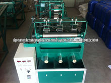 scourer making machine