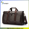 Hot selling men business bag wholesale online products genuine leather travel bag