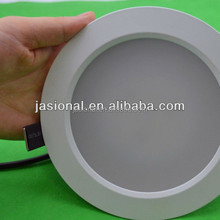 One style two design selectable Round 9w 2.5 inch led downlight foshan electrical and lighting