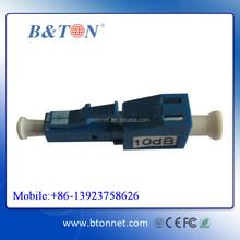 10dB Optical Fiber LC/UPC Plug type Male to Female Attenuator