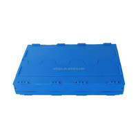 PP plastic container with locking lid