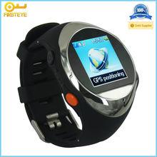 GPS sos watch/kids gps watch phone/GPS watch elderly watch gps 2013