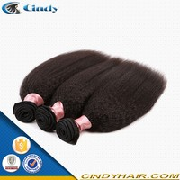 Hair weaving wet and wavy indian remy hair extensions yaki straight indian remy hair