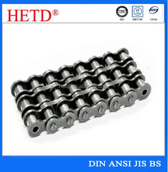 HETD B series short pitch precision Roller Chain transmission parts