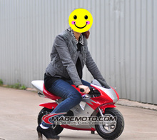 China made super pocket bikes 49cc with 10inches wheels