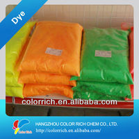 Disperse Orange 29 200% dispers dyes/textile manufacturers in China