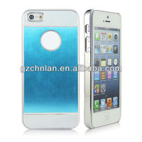 "Ultra thin cell phone case for iphone 5"" case aluminium"