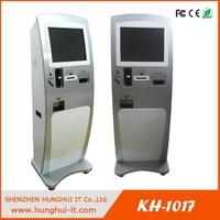Self-ordering Restaurant Number Ticket Machine / Restaurant Queue Ticket Kiosk