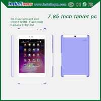 """A7 1.3GHZ,tablet pc,7.85"""" capacitive Touch Screen,1024*768, android 4.2 tablet"""