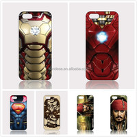 Painting Phone Cover Case Pirates Of The Caribbean Armor Superman Movie Phone Shell Mobile Accessory For Sony Ericsson L39H Z1