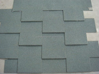 Hangzhou Popular Waterproof Product , Cheap Goethe Fiberglass Roofing Asphalt Shingles
