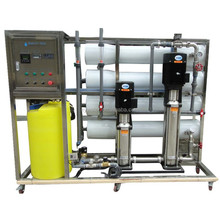 KYRO-4000 automatic drinking water ro purification system treating bad quality water