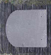 Dark grey roofing slate