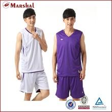 que en china de color diferente de baloncesto uniforme para la mujer