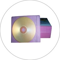 Plastic Cd Dvd Cover