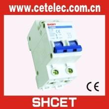 C45N/ DZ47-63 Miniature Circuit Breaker 1A-63A 1P,2P,3P,4P (CE certificate)
