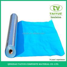 Australia Standard Sarking Insulation, Aluminum Foil Woven Fabric, Radiant Barrier