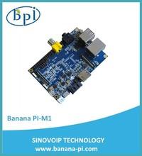 1GB Dual-Core Banana PI A20 development board, raspberry pi 2 single board computer