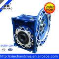 Industrial chino mecánica Mini NMRV025 a 150 velocidad variador