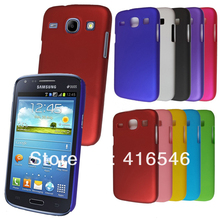 Rubberized Plastic Hard Back Case for Samsung Galaxy Core i8260