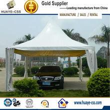 5x5m rain proof aluminum car shelter for sale