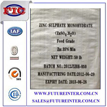 ZINC SULPHATE FIC BRAND ZnSo4.H2O or ZnSO4.7H2O