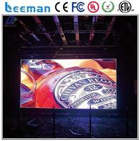 indoor events led wide screen basketball stadium led display screen