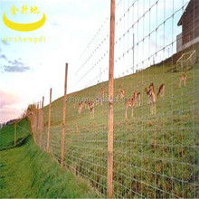 High Tensile Deer & Game Fence (woven wire)