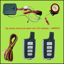 sistema de alarma de la motocicleta con el motor de arranque remoto