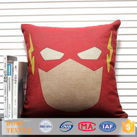 Houseware Creative Superheros Series Printed Pillow Case Home Decor Sofa Cushion Covers Cushion For Reading In Bed