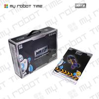 MRT5 - 1 Educational Robot kits with Colorful Aluminum blocks