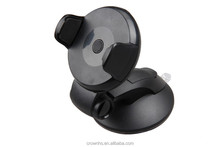 2015 hot 360 degree rotation car mobile phone holder for windshield with sticker at the base