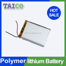 High Rate Lithium Polymer Battery 3.7v 1200mah for Power Tools