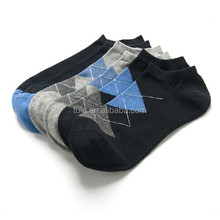 Ankle Invisible Custom Made Cotton Socks