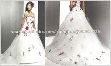 vestido de novia árabe