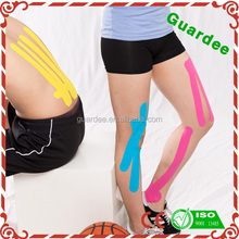 New Products Muscle Therapy Kinesiology Printed Sports Tape