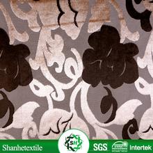 Home textile supplier Custom Modern jacquard sofa fabric samples