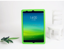 Silicone protective back cover for iPad Air(Green)