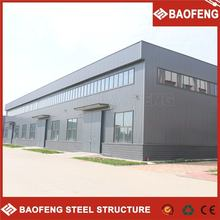 insulated low cost prefabricated living qatar structure warehouse