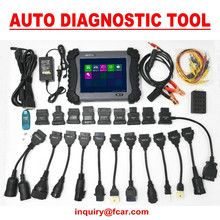 Multi-functional professional Fcar F5 G scan tool, Gasoline and Diesel Heavy Duty Truck Diagnostic Tools , all in one Scanner