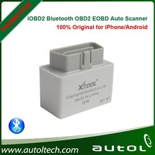 OBD-II EOBD Code Reader 2015 Original Xtool iOBD2 Bluetooth scanner for iPhone and Android