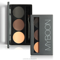 MYBOON Brand Cosmetic Makeup Eye Brow Powder Maquillaje De Marque Eyebrow With Mirror & Brush Maquiagem 5.8g