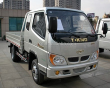 2015 hot selling 8 tons diesel fuel T-KING light truck price