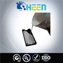 Reduce Shock And Vibration Silicone Polyurethane Pouring Glue For Telecommunication Hardware