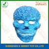 X-MERRY Rubber Latex Scary Skull Face Head Mask! Party Style Item Horror Mask
