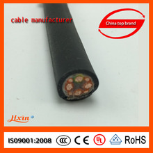 PVC Insulated Power Cable with PVC Jacket 3 core 4mm2 flexible pvc cable