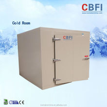 freezer cold room condensing unit and panel PU insulation