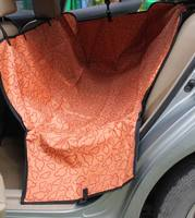 Professional manufacturer,oxford protective car seat cover for dog at factory price