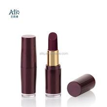 Magic new product Lipstick , 2015 round metal stick cheap lipstick